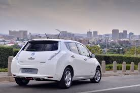 nissan leaf in south africa