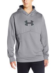under armour outlet sale men u0027s storm fleece logo hoodie