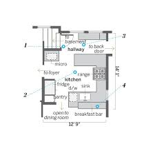 How To Design A Small Kitchen Layout Best 25 Small Open Kitchens Ideas On Pinterest Cottage Open