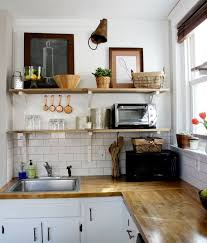 open kitchen shelving ideas kitchen open shelving why wall works for kitchens pertaining to