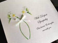 condolence cards sympathy and condolence cards and stationery ebay