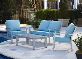 4 piece patio furniture sets cosco outdoor products conversation sets