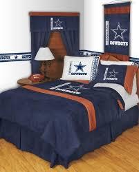 Dallas Cowboys Twin Comforter Dallas Cowboys National Football League Nfl Football Sports