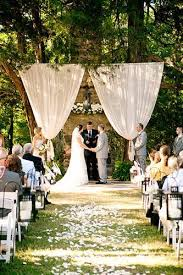 wedding backdrop linen wedding decor ceremony backdrop ideas linen curtain