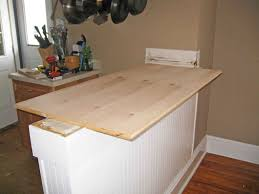 countertop for kitchen island kitchen island sunshineandsawdust