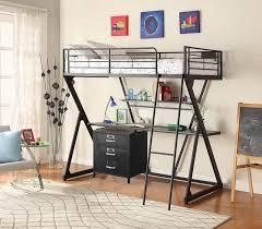 Sam Levitz Bunk Beds Contemporary Desk Loft Bed Black Sam Levitz Furniture