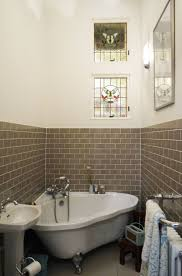 best 25 corner bath ideas that you will like on pinterest small laura s bright and beautiful victorian duplex in glasgow house tour