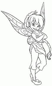 pixie pictures color fairy coloring pages give