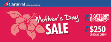s day sales carnival s day sale discount cruises