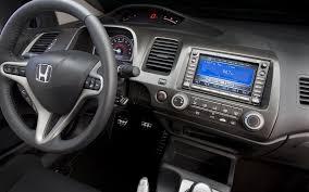 2009 Honda Civic Coupe Interior 2008 Honda Civic Interior By Honda Civic Sedan Us On Cars Design