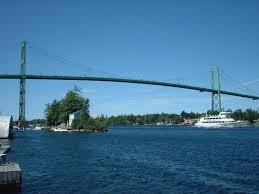 Thousand Islands by Bridgehunter Com Thousand Islands Bridge