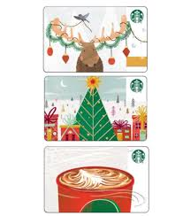 starbuck gift cards starbucks welcomes the holidays with new gift lineup starbucks