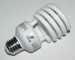 T2 Fluorescent Light Fixtures Energy Miser Fe Iisb 23w 65k 23 Watt Cfl Light Bulb Compact