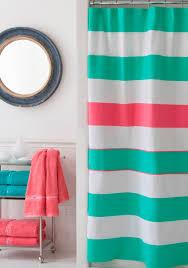 Cabana Curtains Cabana Stripe Shower Curtain Belk