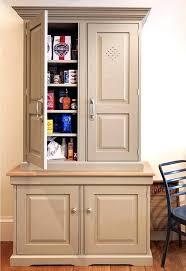 Kitchen Pantry Furniture S Wooden Kitchen Pantry Cabinet Hc 004