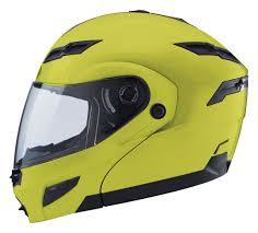 Gmax Gm54s Hi Viz Helmet Revzilla