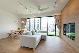 Stunning Condo Homes In Singapore - Living room design singapore