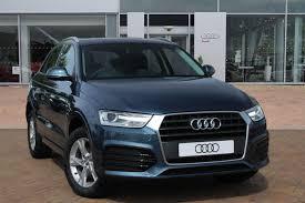 Audi Q5 8040 - used audi q3 sport 1 4 cars for sale motors co uk