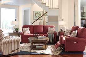 Living Room Furniture Lazy Boy by La Z Boy Addison Reclining Living Room Group Boulevard Home