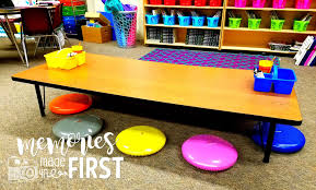 memories made in first flexible seating pros u0026 cons a classroom