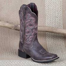 s quickdraw boots womens tack room chocolate quickdraw by ariat