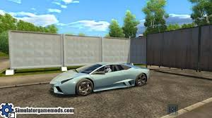 city car driving lamborghini city car driving lamborghini car package simulator mods