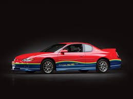 2014 Chevy Monte Carlo 2000 Chevrolet Monte Carlo S S Jeff Gordon Edition Muscle