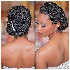 wedding hairstyles for black glamorous black braided hairstyles