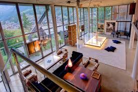 heinz julen loft in zermatt switzerland