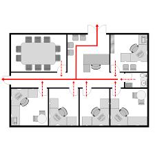 office evacuation plan 2
