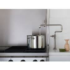 kohler k 99271 vs artifacts vibrant stainless steel pot filler