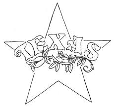 texas tattoo stencil pictures to pin on pinterest tattooskid
