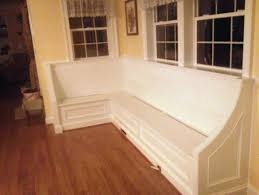 Corner Bench With Storage Built In Corner Bench With Storage Home Design Ideas