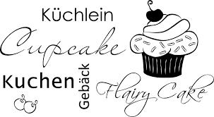 kuchen sprüche wandtattoo küche cupcake sprüche kuchen gebäck cake essbereich