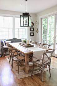 Dining Room Pendants by Best 25 Rustic Dining Rooms Ideas That You Will Like On Pinterest