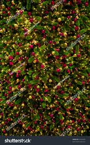 christmas texture christmas trees christmas ornaments stock photo