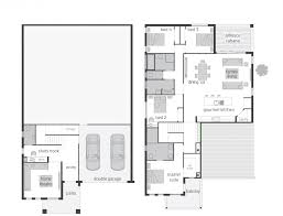 Split Level Homes Plans The Highlands Split Level Floor Plan By Mcdonald Jones Split Level