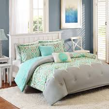 Seafoam Green And Coral Bedroom Bedding Coral Color Comforter Set Bohemian Bedding Peach Duvet