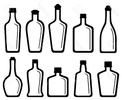 wine silhouette best hd bottles silhouette alcohol bottle clipart black and design