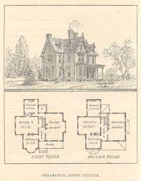 scintillating folk victorian house plans pictures best