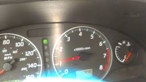 2005 nissan altima jerking while driving nissan maxima 2002 rpm problem youtube