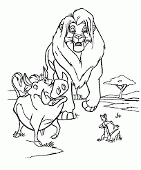 lion king coloring pages u2022 got coloring pages