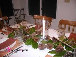 tablescape magnolia thanksgiving tablescape parties2plan