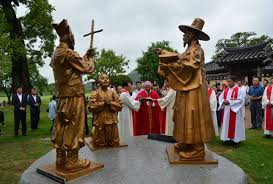 catholic pilgrimage tours korea catholic pilgrimage tour tnt korea travel
