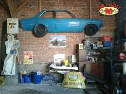 Esszimmertisch Ascona Garage Kadett Käfer Schrauber Oldtimer Oldschool Rockabilly