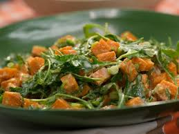 sweet potato and arugula salad recipe food network