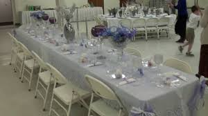 how to decorate a buffet table beautiful table settings for the 70th anniversary buffet dinner
