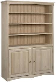 Unfinished Bookcases With Doors Inspiring Bookcase With Doors Unfinished Bookcases Unfinished