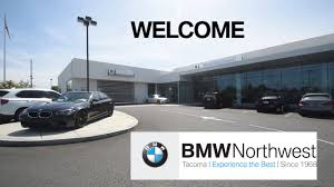 bmw dealership bmw northwest dealership tour tacoma wa youtube