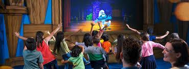 smurfs village playhouse motiongate dubai